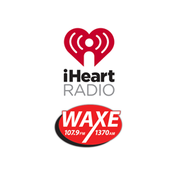 iHeartRadio and WAXE AM/FM